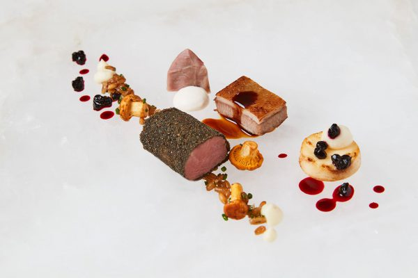 Schwarzreiter Restaurant_Lamm vom Gutshof Polting