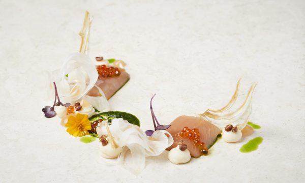 Schwarzreiter Restaurant Fischgericht